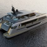 120 Sunreef Power Superyacht Features Daring, Aerodynamic Design for Worldwide Cruising in Style