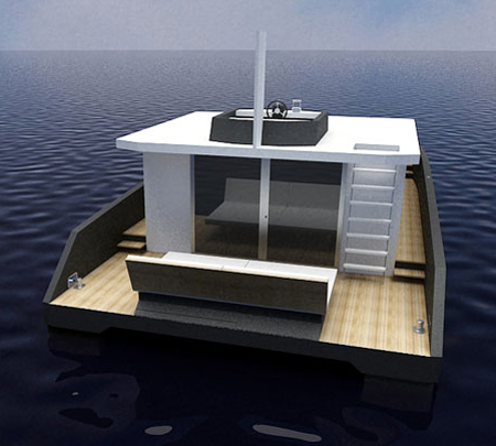 Real Houseboats Plan Of House Blueprints Youly