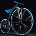 1865 Electric Velocipede Project Inspired by Iconic Pedal-Cranked Bicycle in 1865