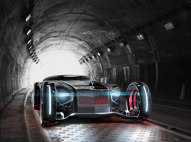 2030 rolls royce eidolon by ying hern pow - Sports Cars 2030