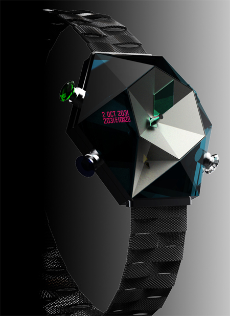 2oct2031 futuristic watch