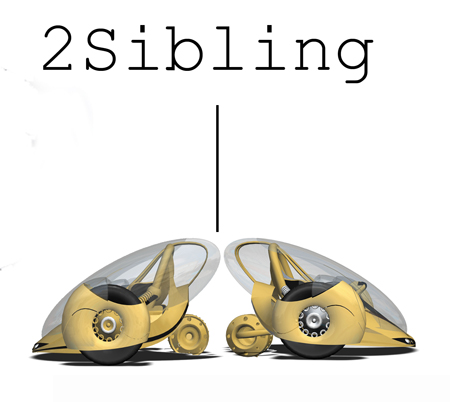 2sibling vehicle concept