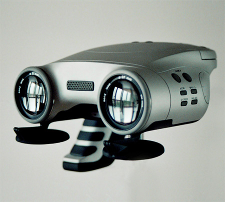 3d blue ray disc camcorder