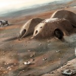 3D Printed Modular Habitat on Mars - Living on Other Planets Might Be Possible in The Future