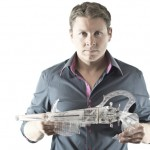 3DVarius - Fully Playable 3D Printed Violin by Laurent Bernadac