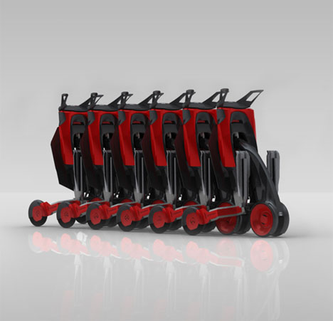 3Roll Trolley