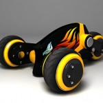 3Wheeler Concept Vehicle by Andi Dewanto