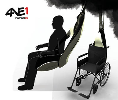 4ne1 future vehicle seat by christopher simmons