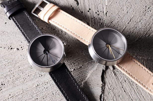 4th Dimension Watch by 22 Design Studio