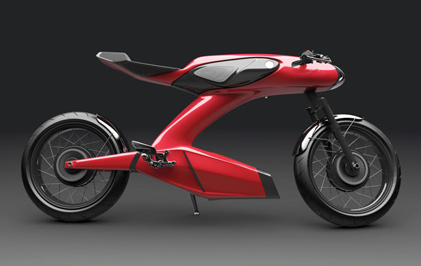50th Anniversary Honda Super 90 Concept Motorcycle