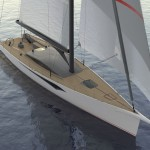 70-foot Concept Cruiser-Racer by Nadia Lele