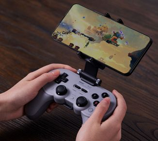 8Bitdo Pro 2 Bluetooth Smart Game Controller with Up To Three Custom Profiles