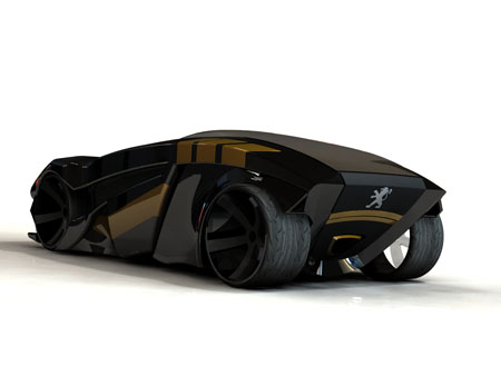 Brb Evolution Folding Car Concept Tuvie