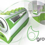 U-Grow Is The Answer For An Eco Way Of Life Helping You Grow Herbs And Plants In Your Own Home