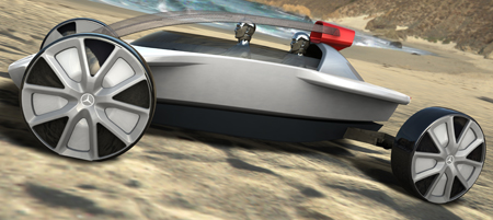 Mercedes arrow concept8