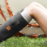 Orange Unveils The Orange Power Wellies Thermoelectric Wellies That Charge Your Mobile Phone Using Heat From Your Feet