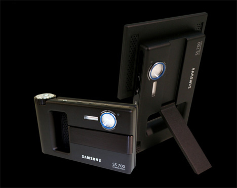 samsung digital camera concept