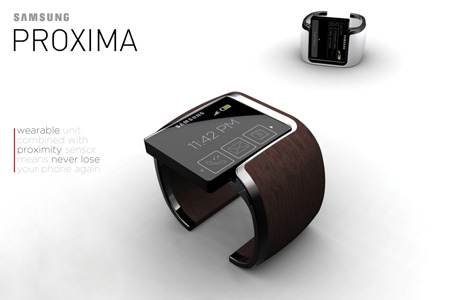 Never Lose Your Mobile Phone Again Thanks To Samsung Proxima