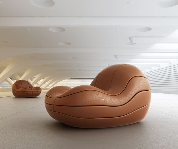 A Design Award 2012-2013 winners - Basquete Lounge Chair by Mula Preta Design