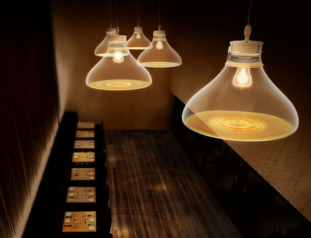 A Design Award 2012-2013 winners - Muse Lamp by Anarkhos Design