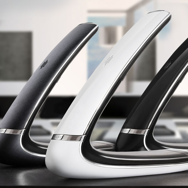 A' Design Awards & Competition – Winners 2015 - Boomerang Telephone by Valentino Chow