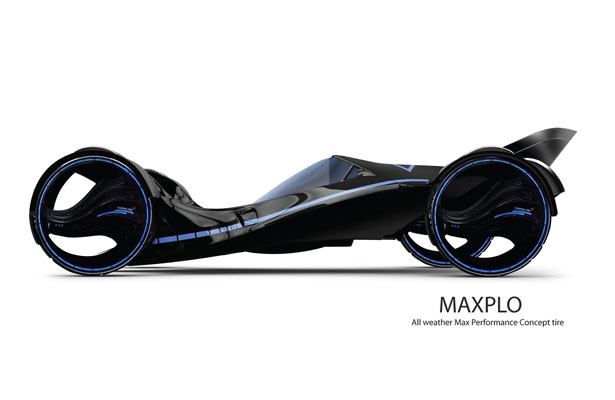 A' Design Awards & Competition – Winners 2015 - Maxplo Tire by Lee Jae-moon & Park Jae-pil