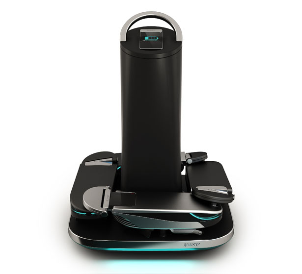 A' Design Awards & Competition – Winners 2015 - Snakey Cleaning Robot by Designershive Meiban International