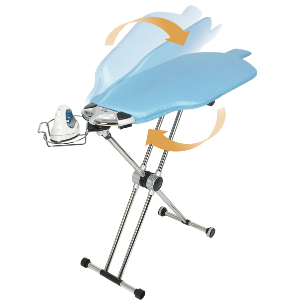 A'Design Award and Competition 2015-2016 Winner - Dazzl360 Flipping Ironing Board by Lee Kibeom