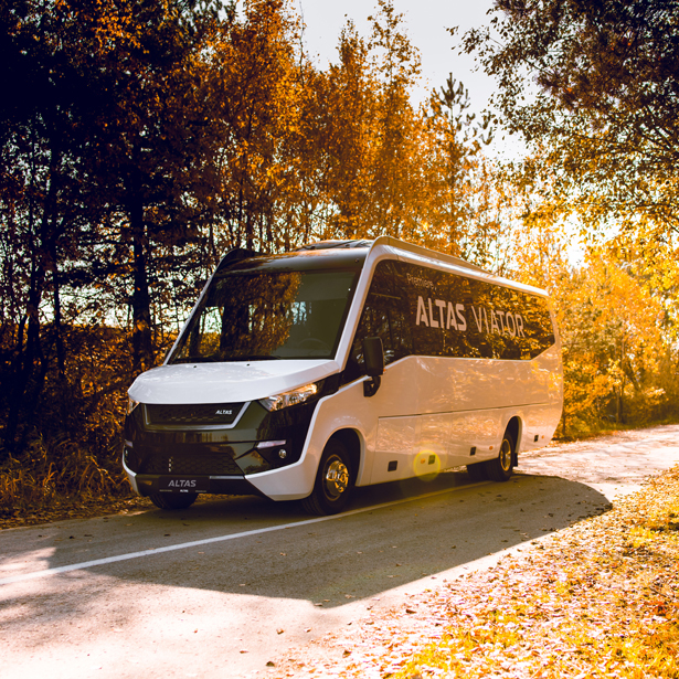 A' Design Awards & Competition 2019-2020 Calls for Submissions - Altas Viator Tour Bus by Dominykas Budinas