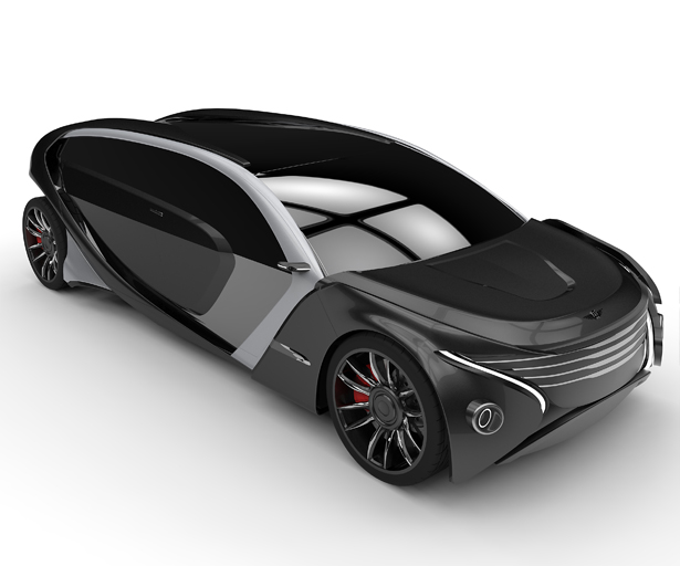 A' Design Awards & Competition 2019-2020 Calls for Submissions - Conceptum Works: Neue Klasse Luxury Multi-purpose Vehicle by Ying Hern Pow