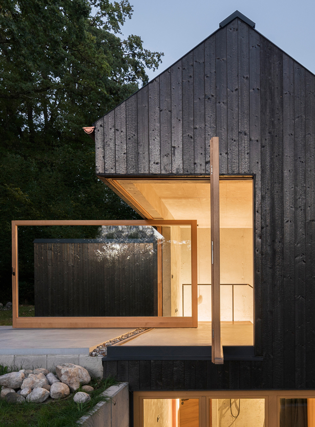 A' Design Awards & Competition 2019-2020 Calls for Submissions - The Black House by BUERO WAGNER