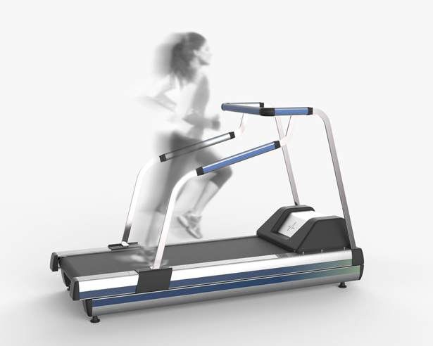 Kardinero Medical Treadmill by Hakan Gursu of DesignNobis