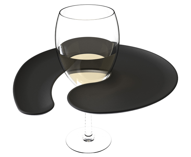 A' Design Award and Competition 2014 Winners - 1hand Plate Plate by Joannes Petersen