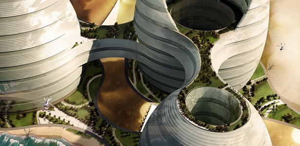 A' Design Award and Competition 2014 Winners - Organic Cities New Cities by Luca Curci