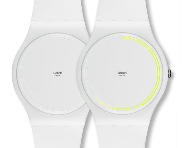 A' Design Award and Competition 2014 Winners - Ring Watch by Javier Vallejo Garcia