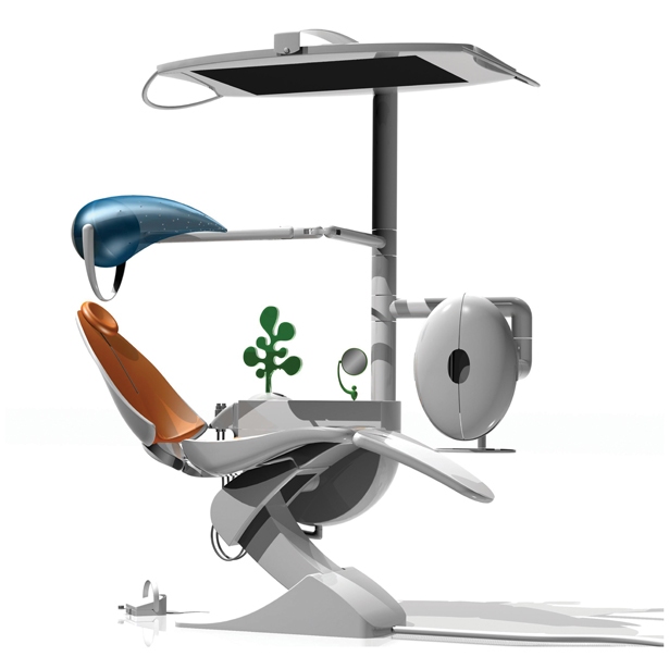 A' Design Award and Competition 2014 Winners - ROI Dental Chair for Children by Roberta Emili