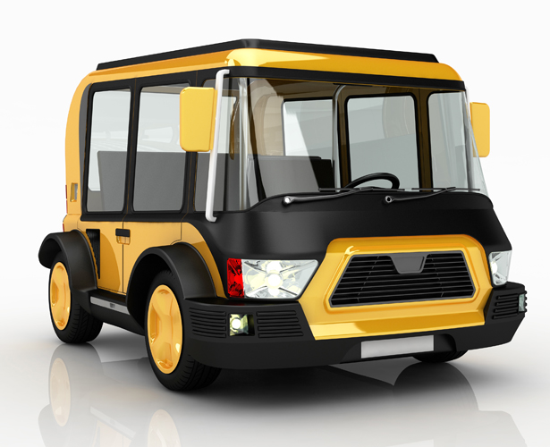 A' Design Award and Competition 2014 Winners - Solar Taxi by Hakan Gursu