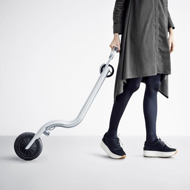 Eagle Electric kick scooter by Citybirds - A' Design Award and Competition 2017-2018