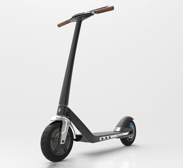 E-Scooter Electric Vehicle by Diavelo - A' Design Award and Competition 2017-2018