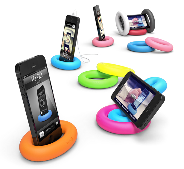 Iloop Smartphone Holder/Stand by Andrej Stanta