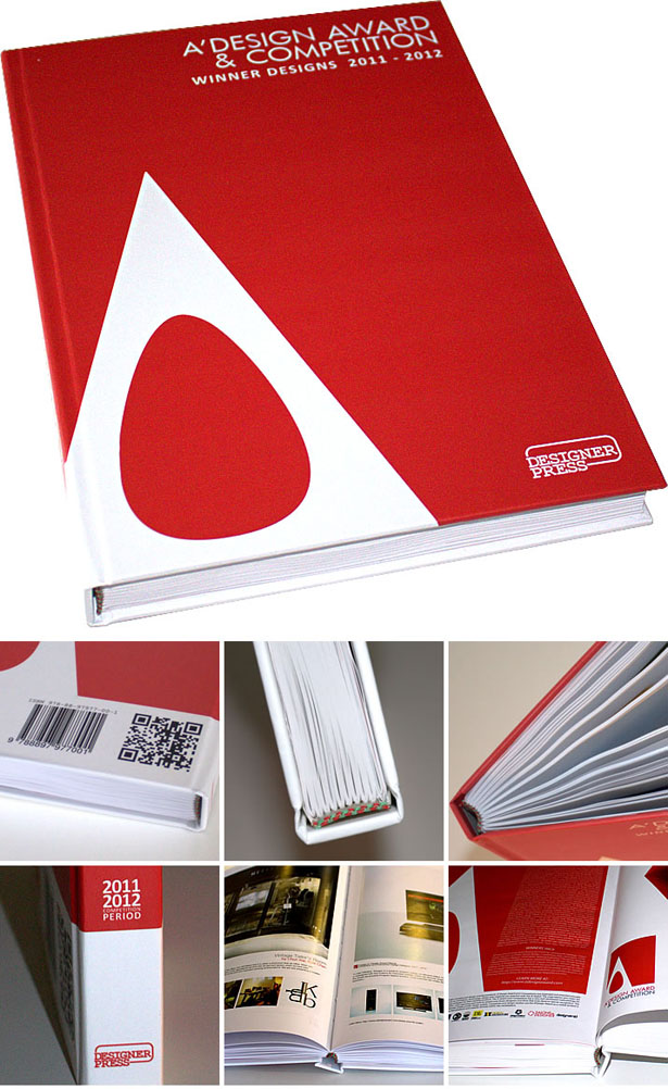 A'Design Award and Competition Winning Design Book