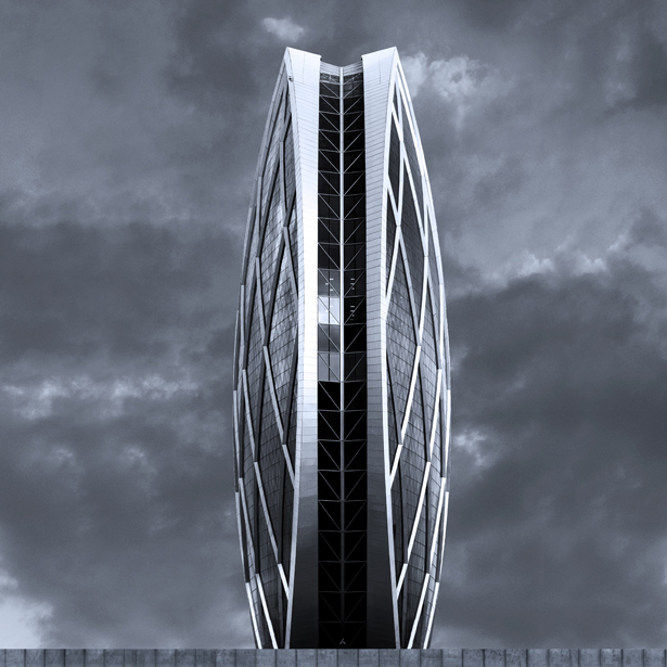 A' Design Award Architecture Category - ALDAR Headquarters Office headquarters by MZ Architects