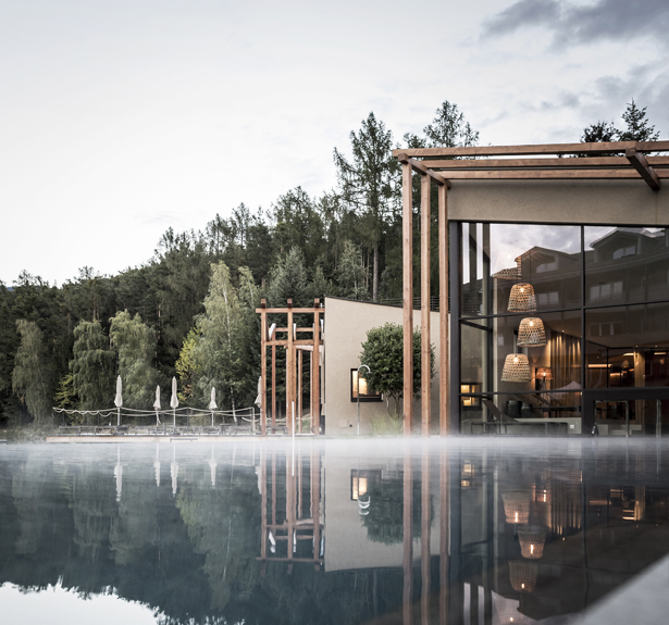 A' Design Award Architecture Category - Seehof: a garden architecture Hotel by Noa