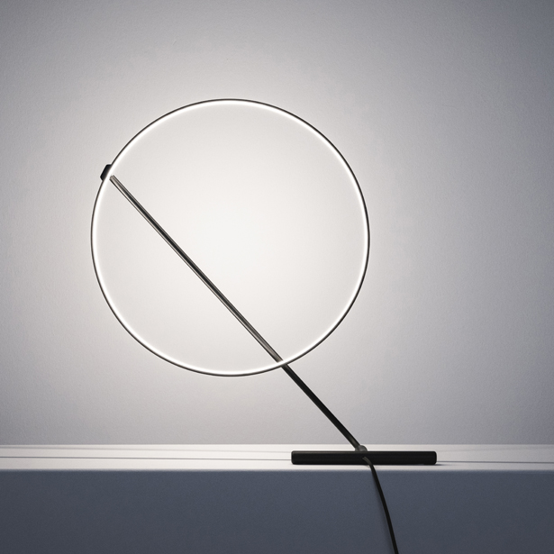 Poise Adjustable Table Lamp by Dabi Robert
