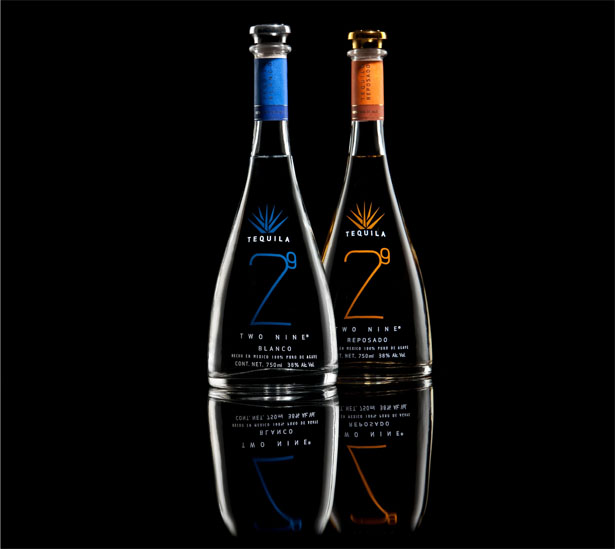 Tequila 29 Two Nine Tequila by Casa Xplendor