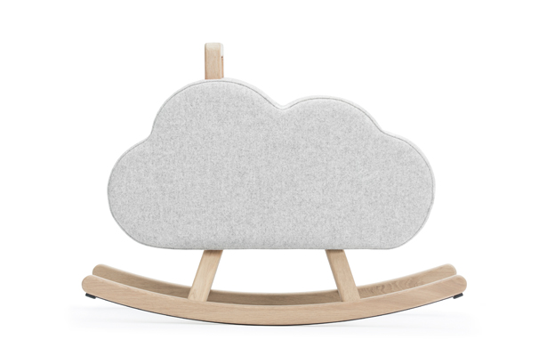 Iconic Cloud Chair Rocking Chair by Pia Weinberg - Maison Deux