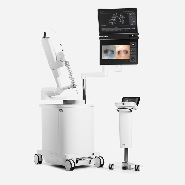 Ion Endoluminal System Robotic Platform/Minimally Invasive Care by Intuitive Global Design Team