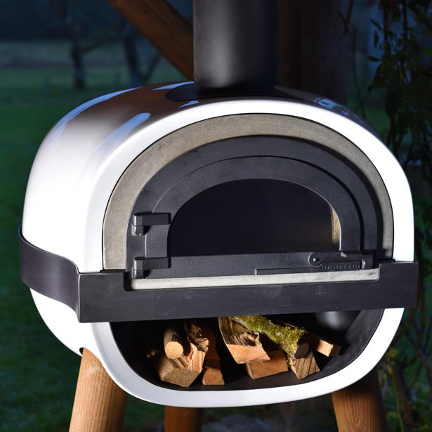 Alfred Outdoor Wood Oven by Benoit Sepulchre - A'Design Award and Competition Winners 2018-2019