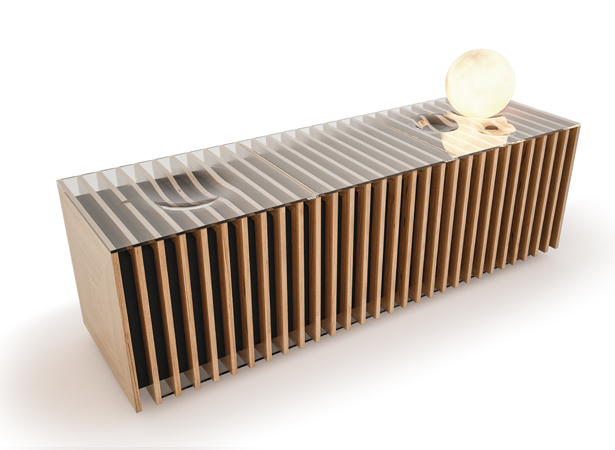 Arca Sideboard by Giuliano Ricciardi - A'Design Award and Competition Winners 2018-2019