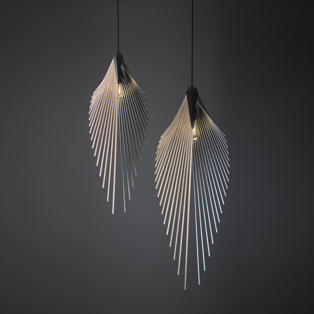 Leaf Pendant Light by Daniel Mato - A'Design Award and Competition Winners 2018-2019